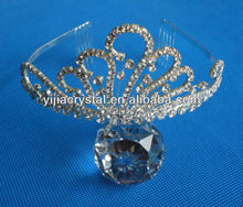 crystal crown/bridal tiara/wedding tiara