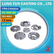 ANSI DIN STANDARD STAINLESS STEEL HUB TYPE DECORATIVE OF PIPE FLANGE