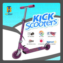 Outdoor Sports 2 Wheel Standing Scooter For Sale Kick Scooter For Kids JB201A (EN71-1-2-3 Certificate)