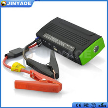 Emergency automotive tools 13600mah car jump start kit with flash led light