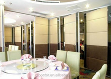 Partition wall for Restaurant