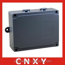 Waterproof box junction enclosure Sealed Aluminum with hinged