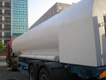 2015 hangzhou liquid nitrogen tank container tank truck