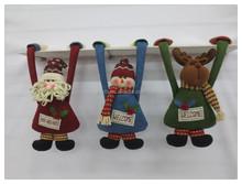 2015 New Color Hands Up Christmas Santa/Snowman/Reindeer Hanging