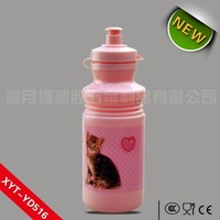 popular gift best selling insulated plastic water bottle 500ml smart water bottle sizes