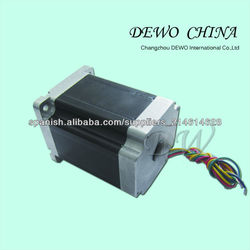 high torque stepper motor and driver 50nm nema 34 stepping motor