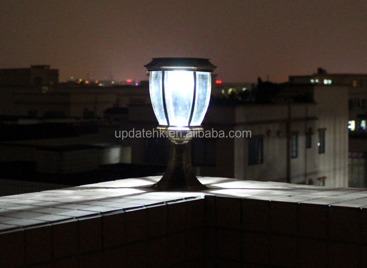 clairage pour porte pilier ext rieur solaire lumi re pilier lumi res de pilier id de produit. Black Bedroom Furniture Sets. Home Design Ideas