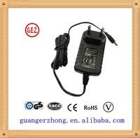 The public broadcasting system 15v 800ma ac ac power supply