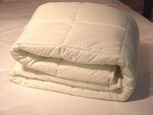 100% cotton duck down filling hotel duvet /quilt