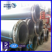 high quality CE certificate flexible hdpe pipe from direct plant