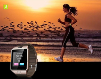 Bluetooth Smart Watch WristWatch Support SIM Card for Samsung S2/S3/S4/Note 2/Note 3 HTC Sony Android Phone