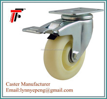 3inch furniture caster wheel,industrial caster wheel,nylon wheel