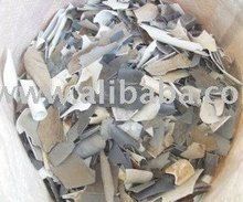 Indonesia Post Consumer Sorted Crushed Grey White Rigid PVC Scrap