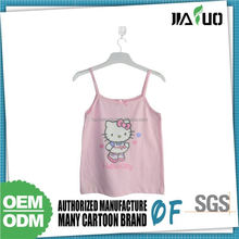 Quality Guaranteed Oem Production Good Price Vest Cotton