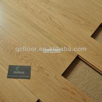 oak hardwood flooring/ECO friendly white oak parquet flooring