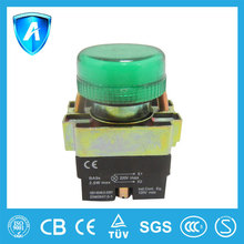 Hot selling industry control panel EBSA2 green electrical push buttons