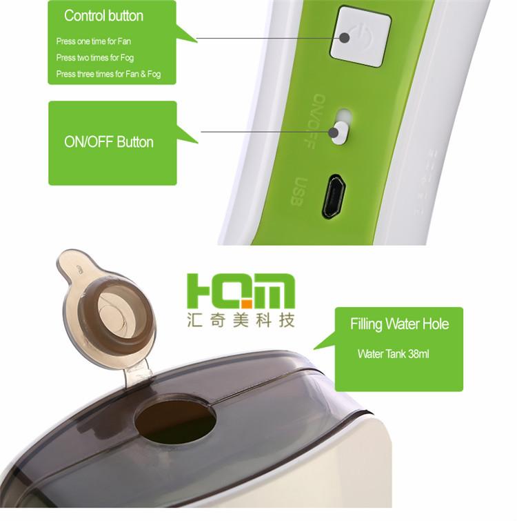 2015 wholesale usb mini air condition fan motor