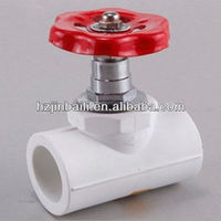 2013 New Products PPR Stop Valve DN32