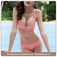 Ladies Underwear Sexy Bra and Panty New Design