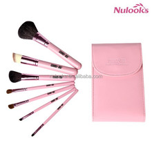 pink 7pcs beauty tools
