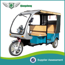2014 Factory Supply eco Friendly Stable Performance Elegant Six Seated electric 3-wheelers