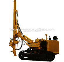 Small man portable trailer mounted water Well Drilling Rig
