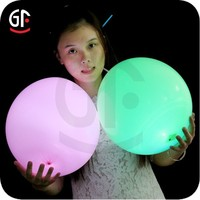 2015 Excellent Party Item LED Personalized Wedding Balloons Light with Custom Logo