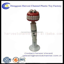 tooth shape promotional plastic ballpoint pen