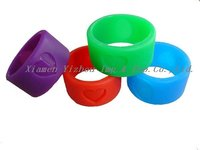 Durable silicone wedding finger ring, silicone wedding band