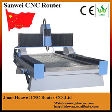 SW-9018 metal stone cnc router engraving machine wiht water tank