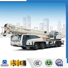 TTC055G-V 55 Ton Changjiang Hydraulic Truck Crane