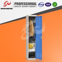 powder coated metal cupboard school gym locker