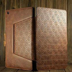 2015 New Arrival Wholesale new product for ipad mini smart cover, luxury pu leather case for ipad mini