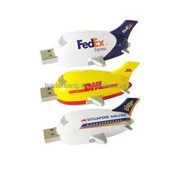 Airplane usb flash drive or OEM customize design usb