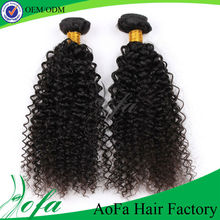 Natural true length 24 inch human hair bulk hot wholesale hair weave distributors