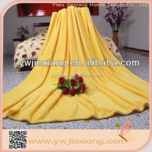 2015 Top sale alibaba wholesale plain dyed fleece blanket coral bedsheet