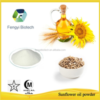 High Oleic cold pressed Sunflower Oil/ Sunflower oil extract Powder
