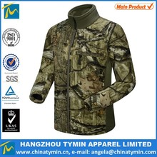 unisex camouflage hunting jacket and pants hunting suit