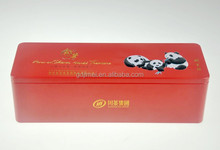 Dongguan candy chocolate aluminum metal can