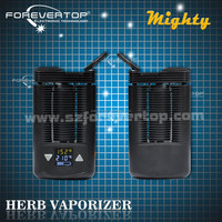 2015 new unique design dry herb vaporizer mighty vaporizer from forevertop