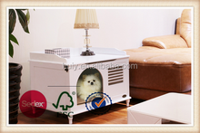 Multifunctional high-grade wood pet dogs and cats house of cabinet indoor