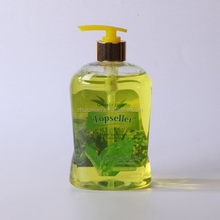 Top quality promotional brand name liquid soap