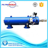 water reel irrigation systems automatic hydraulic self cleaning water filter