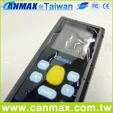 Hot product CANMAX CM-2800 RFID with waterproof case barcode scanners