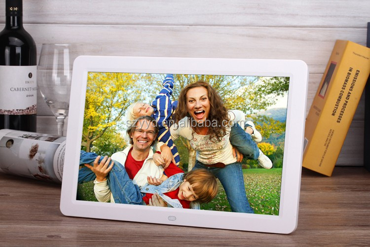 Mas barato de alta resolución de 12 pulgadas marco de fotos digital ...