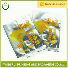 Newest Flexible Packaging die cut bag for contact lens