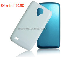 3D Sublimation Phone Case Printing Mould For Galaxy S4 mini