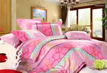 last design woven 7pcs embroidered pattern cashmere filler comforter sets