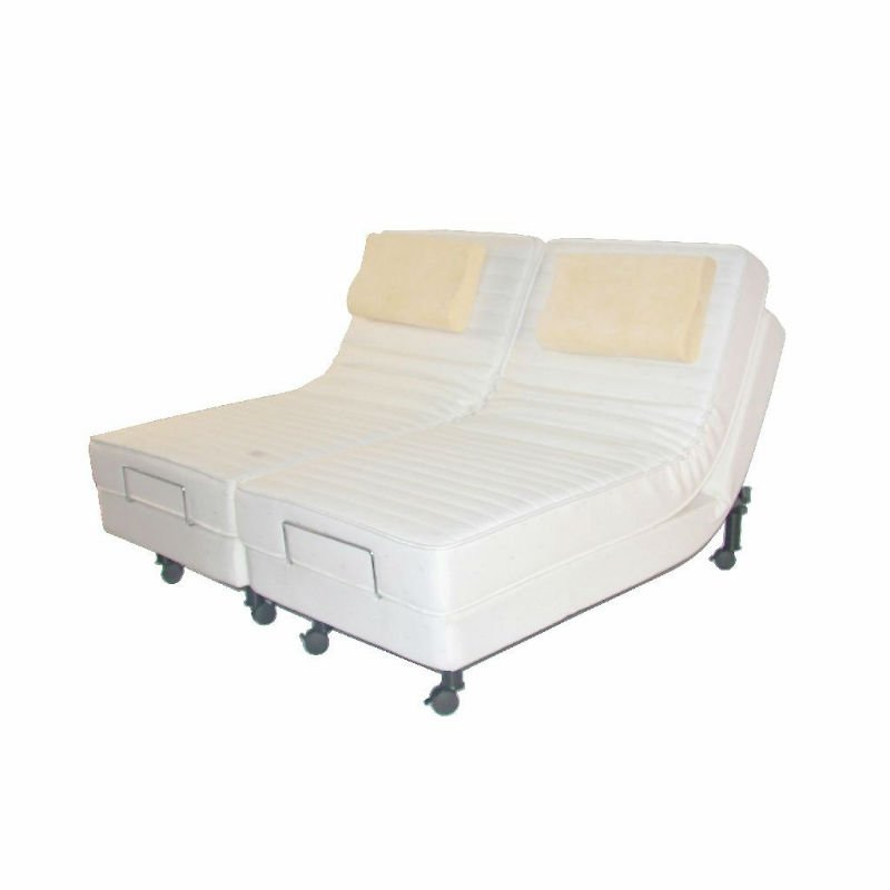 Double Adjustable Beds Electric : Double electric bed buy