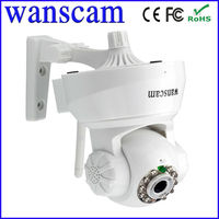Wanscam ip camera promotion factory price wifi WIFI p2p pnp network easy view indoor dome security system cool camera ip jw0008